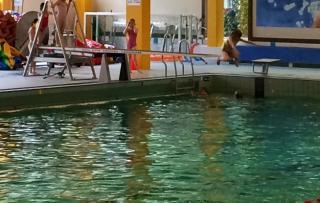 Van de duikplank