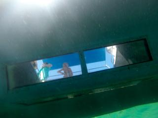 Onder de boot