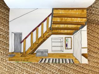 Slaapkamer in Campinho